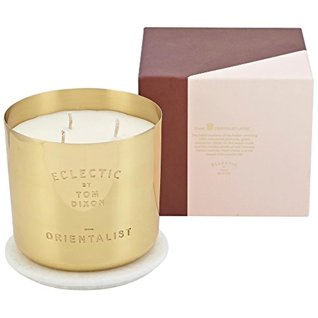 ステージ接地思慮のないTom Dixon Orientalist Scented Candle Large (Pack of 2) - トム?ディクソン東洋大きな香りのキャンドル x2 [並行輸入品]