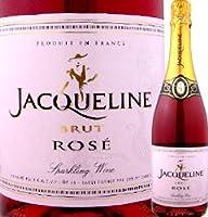 カミュ・ジャックリーヌ・ブリュット・ロゼ フランス ロゼスパークリングワイン 750ml やや辛口