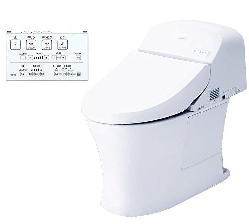 TOTO ウォシュレット一体形便器 New GG1 リモデル 床排水芯264〜540mm タンク式 ホワイト 寒冷地 CES9414HM#NW1