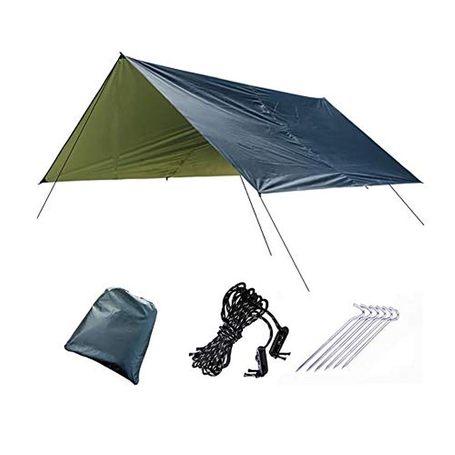 びん花輪ストリップchangchunST 屋外防水キャンプテント マルチパーソンファミリービーチオーニング パーゴラ 高耐水加工 取り付け簡単 紫外線カット 遮熱 頑丈 防水 通気性組立て簡単 屋外 ビーチ ハイキング用