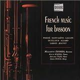 バスーンのためのフランス作品集