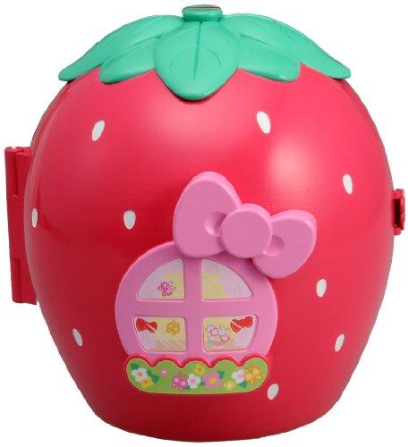 RoomClip商品情報 - こえだちゃん おしゃべりコレクション ハローキティ いちごのキッチンハウス