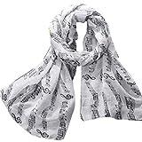 fenging3 ファッションスカーフ マフラー、女性ラージロングヴォイルスカーフ マフラーショールズラップファッション