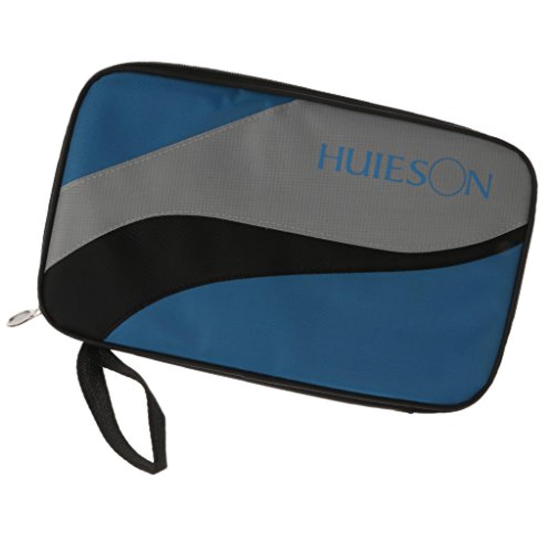 Lovoski ポータブル 長方形 卓球 ラケットケース 保護ケース ピンポン カバー パドルバット バッグ