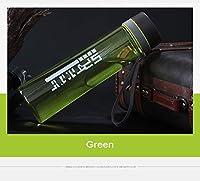 COLORFUH スポーツ用品ウォーターボトル1000ミリリットル大容量プラスチック飲料旅行アウトドアスポーツボトルスクイズシェーカー冷水ボトル1000ミリリットルパッケージ2