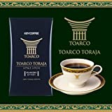 キーコーヒー トアルコ トラジャピーベリー(豆) 200gx1個