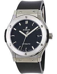 ウブロ HUBLOT クラシック フュージョン チタニウム 45mm 511 NX 1171 RX メンズ 腕時計 自動巻き オートマ ウォッチ 【中古】 90069005 [並行輸入品]