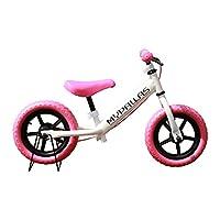 My Pallas(マイパラス)子ども用ペダルなし自転車 ちゃりんこマスター 12インチ MC-01 ピンク