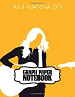 Notebook: Sheryl Crow American Musician Singer Songwriter Pop, Rock, Country, Jazz, Blues Grammy Awards, Primary Copy Book, Soft Glossy Cover Kids Adults Elementary, Notebooks , Diary, One Subject 110 Pages