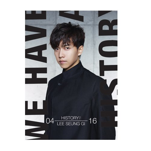イ・スンギ スペシャルアルバム (4GB USB ALBUM) [The History of Lee Seung Gi]