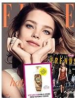 【エル】 ELLE 2014年8月号/主要な記事:f(x)クリスタル、ビーストヨン·ジュンヒョン 【韓国雑誌】