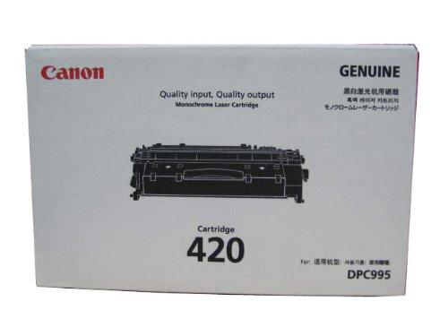 CANON トナーカートリッジ420 (2617B005) CRG-420