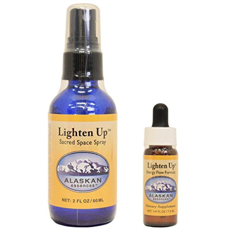 劇的不定香水アラスカン エッセンス ライトゥンアップ エッセンス7.5ml&スプレー60ml セット