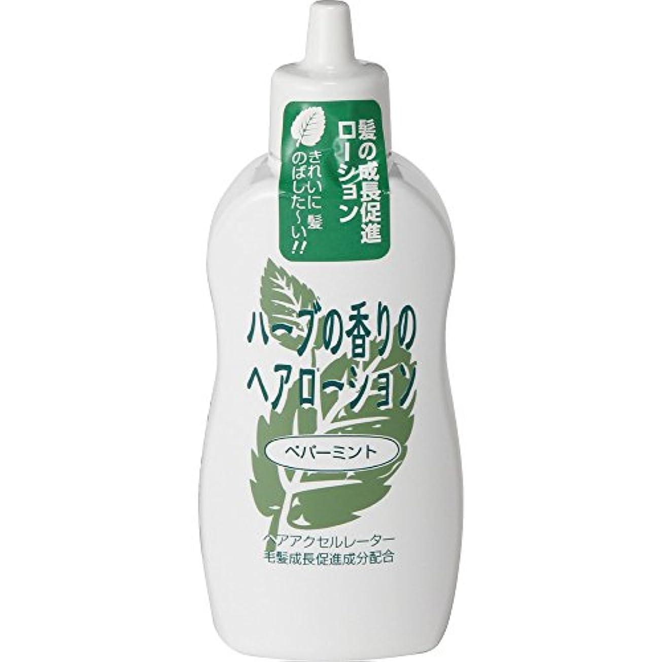 杖頭油ヘアアクセルレーター ペパーミント 150ml【HTRC3】