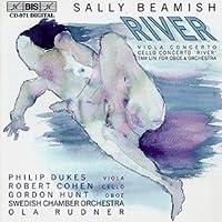 Beamish: Viola Concerto; Cello Concerto, River; Tam Lin by Philip Dukes (1999-09-16)