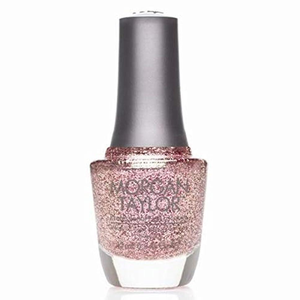 の前で画家ヒュームMorgan Taylor - Professional Nail Lacquer - Sweetest Thing - 15 mL/0.5oz