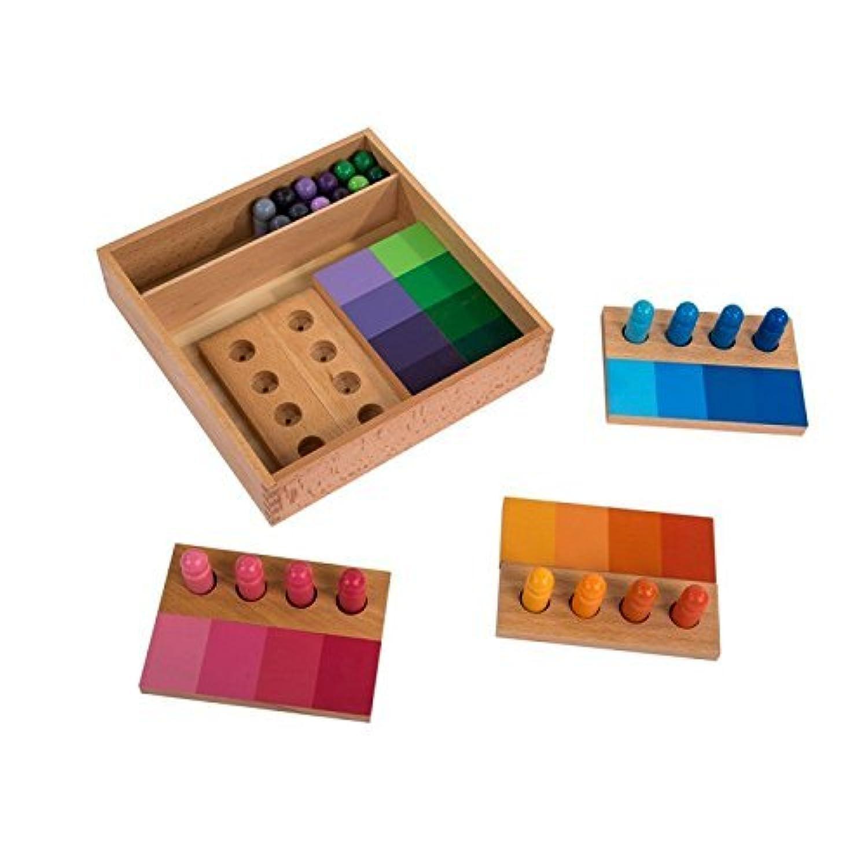 Montessori Colour Resemblance Sorting Task