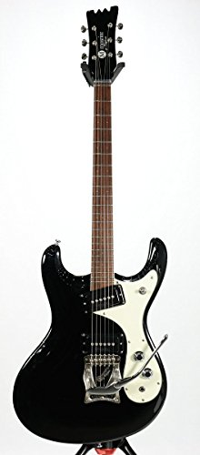Mosrite Japan / Super Custom 65 Black モズライト