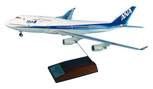 全日空商事 1/200 747-400 JA8958 完成品...