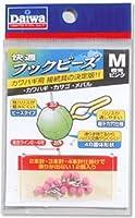 ダイワ(Daiwa) フックビーズ 快適 M 夜光ピンク 627849