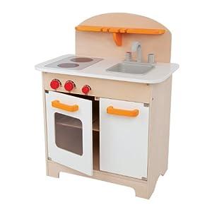 Hape(ハペ) グルメキッチン (ホワイト) E3100