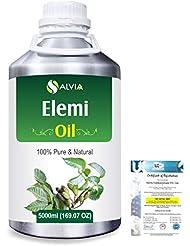 Elemi (Canarium vulgare) 100% Natural Pure Essential Oil 5000ml/169fl.oz.