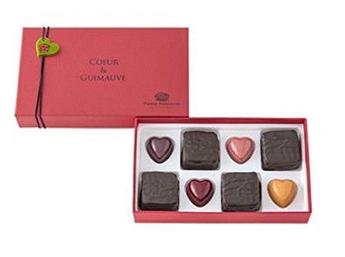 ピエールマルコリーニ チョコレート バレンタイン クール エ ギモーブ 8個入り
