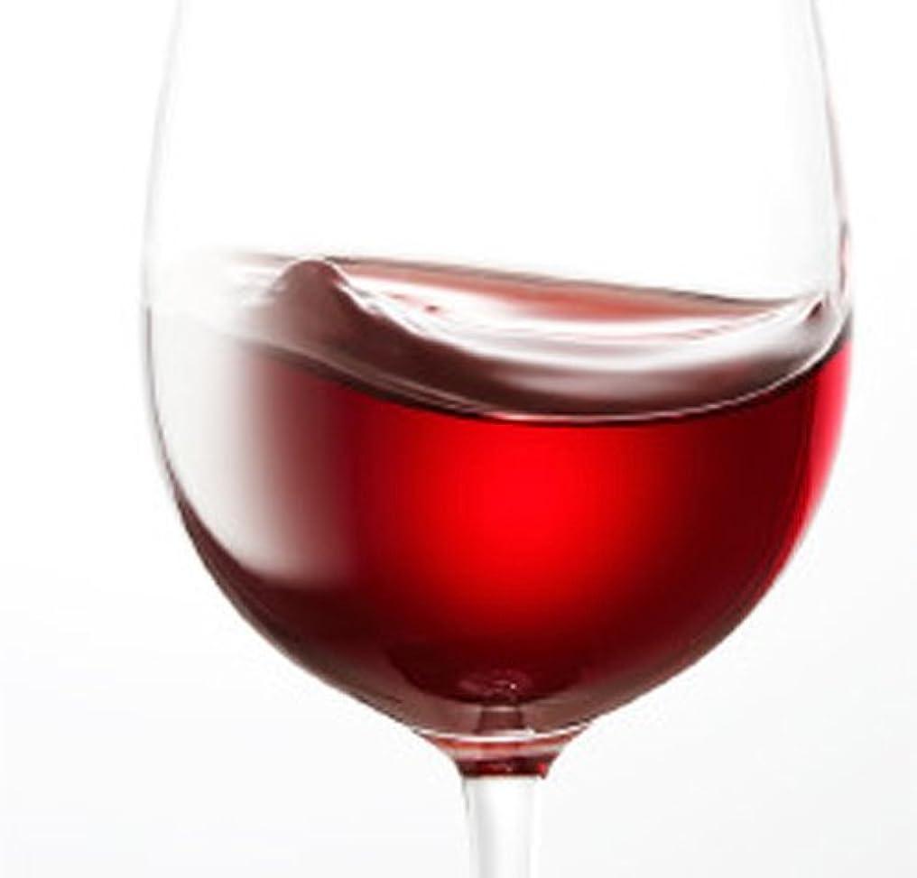 穿孔する早く深く赤ワインのモイスチャークリーム