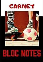 CARNET BLOC NOTES: Journal de notes - 100 pages - étudiants - business - organisateur - planificateur - planner - planning - cahier de texte - agenda - Livre journal - blanc - enfants - adultes - hommes - femmes - filles - garçons - personnel - pro