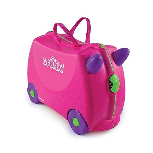 ライドオン・トランキ Ride on Trunki [ トリキシーピンク ] スーツケース キャリー 機内持ち込みOK