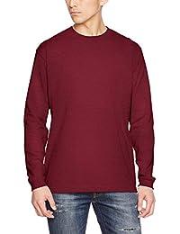 (ユナイテッドアスレ) UnitedAthle 5.6オンス ロングスリーブ Tシャツ(1.6インチリブ) 501101 [メンズ]