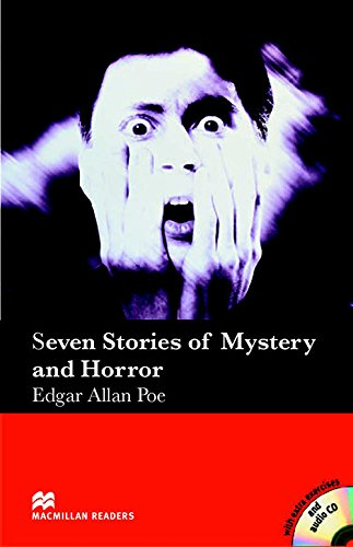 Seven Stories of Mysteries and Horror - With Audio CD (Macmillan Readers S.)の詳細を見る