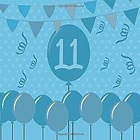 11: libro degli ospiti per il tuo compleanno