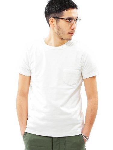 (ビームスプラス) BEAMS PLUS REMI RELIEF/ポケットTシャツ 11040151671 1 WHITE S