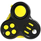 Maxxrace Fidget Toys, New Improved Anti-Anxiety Attention Toy Relieves Stress and Anxiety Focus Toys for Work Home Class