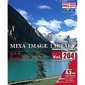 MIXA IMAGE LIBRARY Vol.204 カナダ