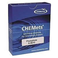 chemetsリン酸テストキット詰め替え、Pkgの30