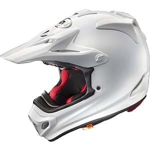 アライ(ARAI) バイクヘルメット オフロード V-CROSS4 ホワイト M (頭囲 57cm~58cm)