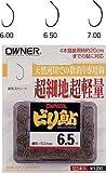 OWNER(オーナー) シングルフック ビリ鮎 6.5号 13113