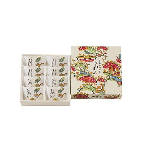 【福島のお土産】柏屋・くるみゆべし もちずり 8コ入 福島名物 お土産・贈り物・ギフト