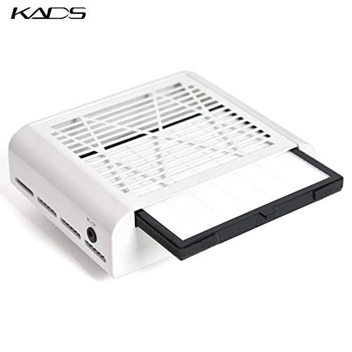 心理的に所属レイアウトKADS ネイルダスト集塵機 ネイルダストコレクター サロンサクションダストコレクター ネイルダストクリーナー ジェルネイル機器 ネイルケア用