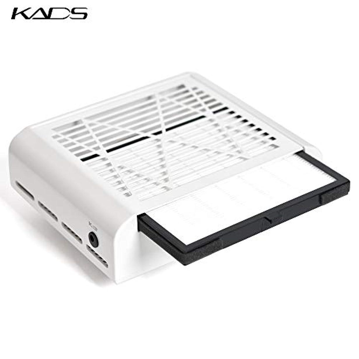 小説令状実験室KADS ネイルダスト集塵機 ネイルダストコレクター サロンサクションダストコレクター ネイルダストクリーナー ジェルネイル機器 ネイルケア用