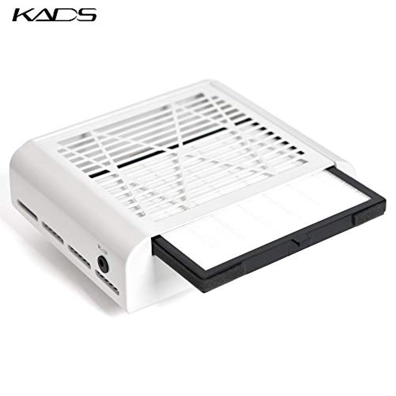 虚偽スタンド器用KADS ネイルダスト集塵機 ネイルダストコレクター サロンサクションダストコレクター ネイルダストクリーナー ジェルネイル機器 ネイルケア用