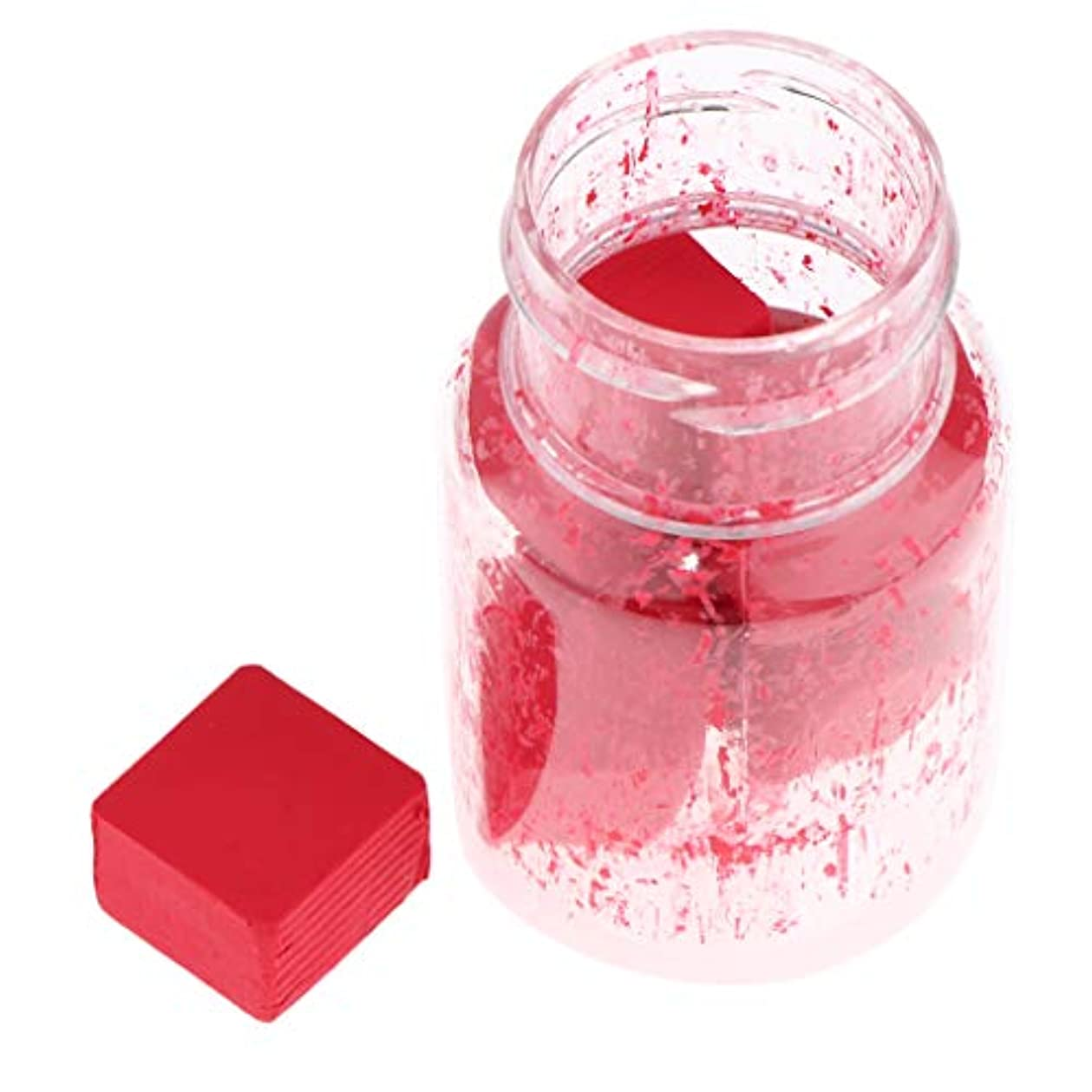 ファブリック類人猿指定DIY 口紅作り リップスティック材料 リップライナー顔料 2g DIY化粧品 9色選択でき - B