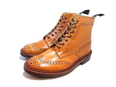 [トリッカーズ] カントリー ブーツ モルトン m2508 エーコン サイズ UK7.0(25.5cm)
