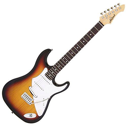AriaProII /アリアプロ2  FL-STD I  3TS 3 Tone Sunburst  アリアプロ2 エレキギター  ギグケース付き