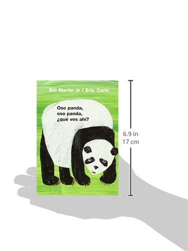 Oso panda, oso panda, que ves ahi? / Panda Bear, Panda Bear, What Do You See? (Brown Bear and Friends)