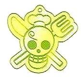 ワンピース 海賊旗リフレクター:サンジ
