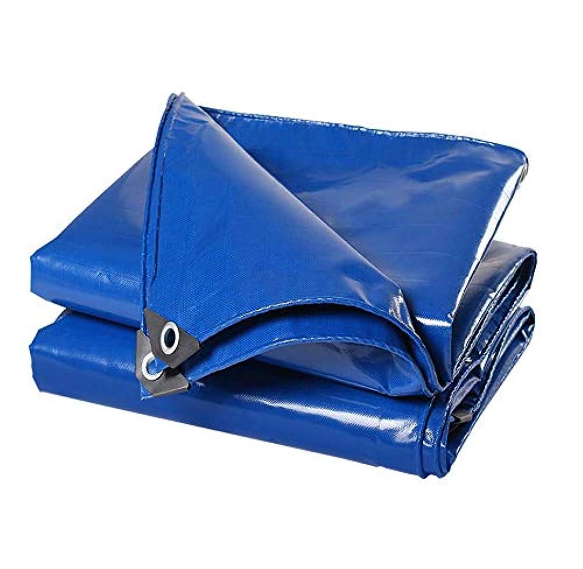 スカウト辛な安心屋外の青い防水シート、0.45 mm日焼け止め防水シート、514 g/m 2、トラックの防塵および防雨防水シート、両面防水をカスタマイズすることができます