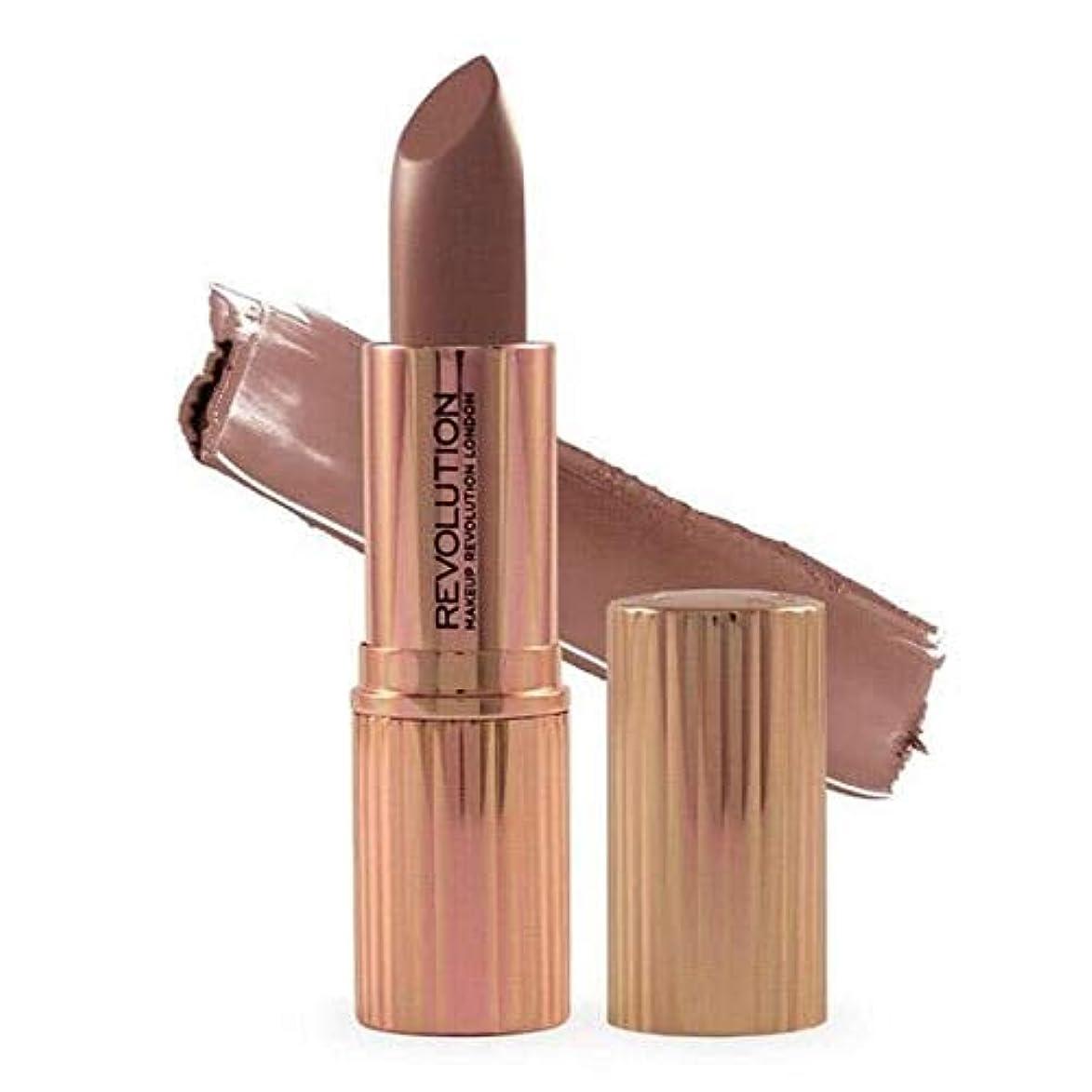 ウミウシブラウンクモ[Revolution ] 革命ルネサンス口紅の誓い - Revolution Renaissance Lipstick Vow [並行輸入品]